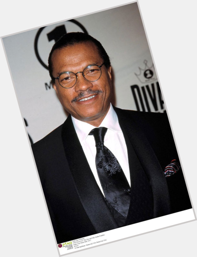 Billy Dee Williams birthday 2015