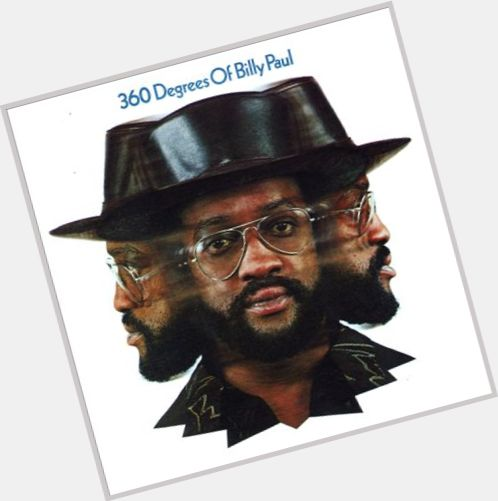 Billy Paul birthday 2015
