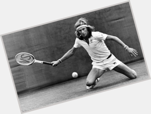 Bjorn Borg birthday 2015