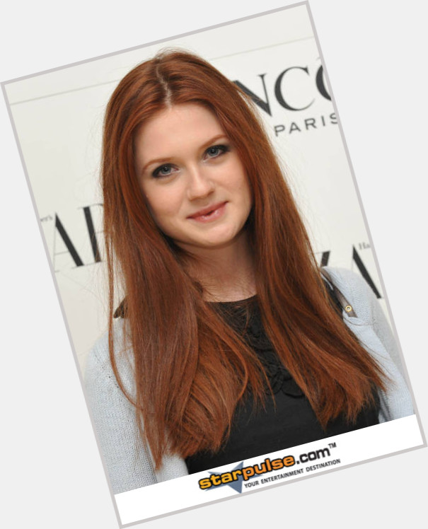 Bonnie Wright birthday 2015