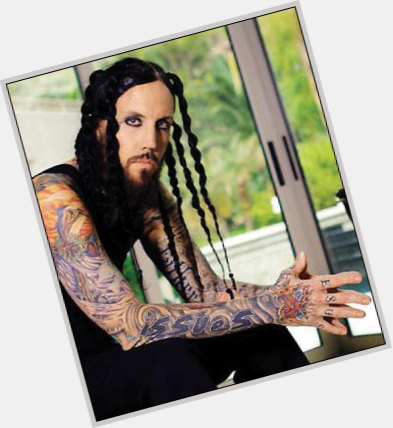 Brian Head Welch birthday 2015
