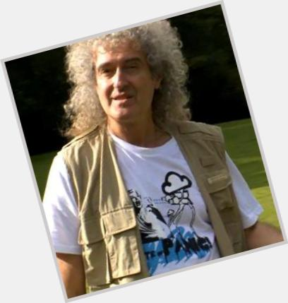 Brian May birthday 2015