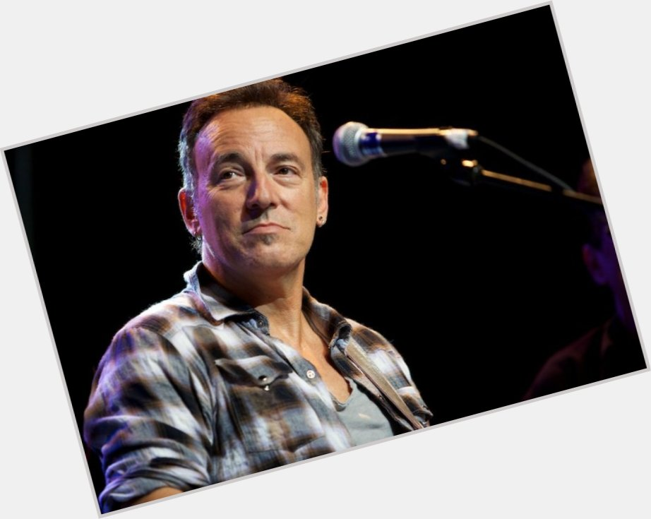 Bruce Springsteen birthday 2015