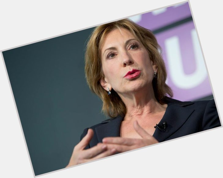 Carly Fiorina birthday 2015