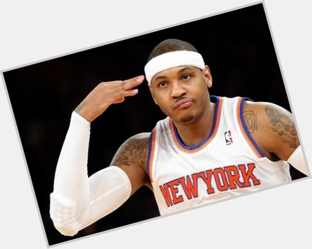 Carmelo Anthony birthday 2015