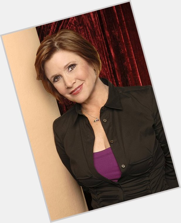 Carrie Fisher birthday 2015