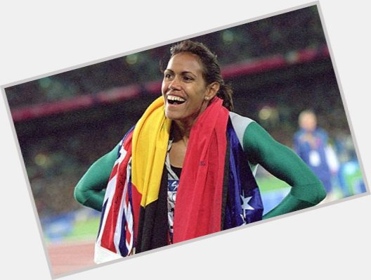 Cathy Freeman birthday 2015