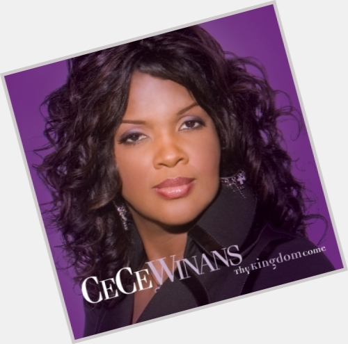 Cece Winans birthday 2015