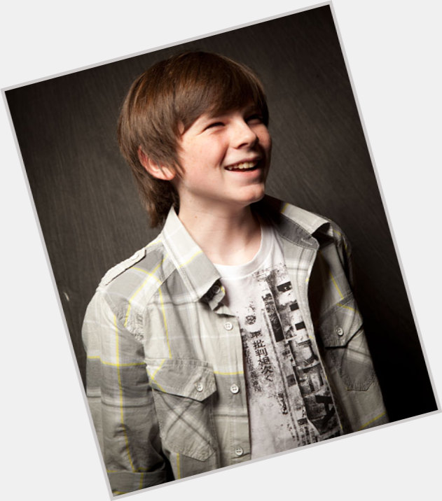 Chandler Riggs birthday 2015