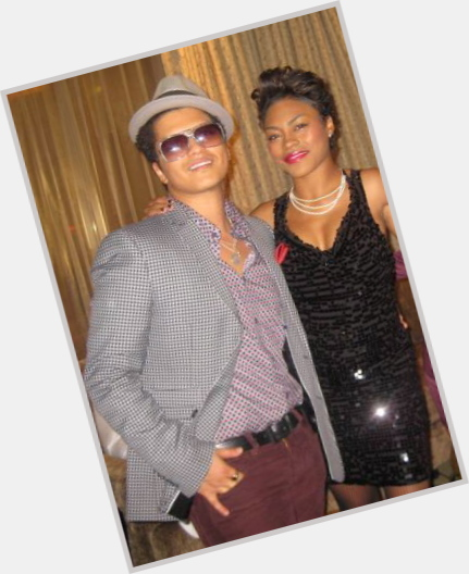 Chanel malvar and bruno mars baby