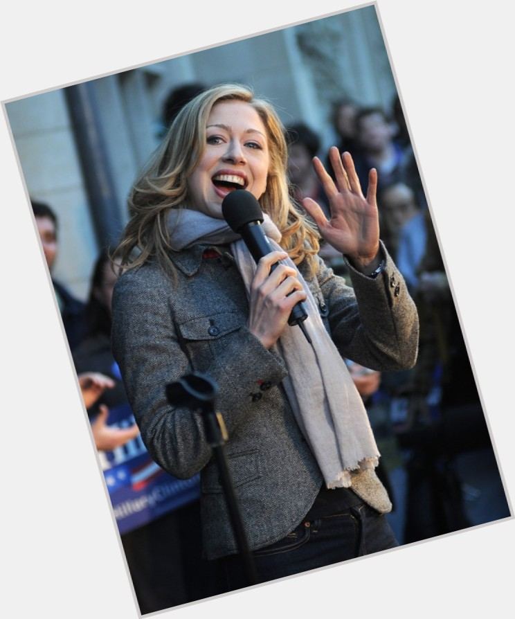 Chelsea Clinton birthday 2015