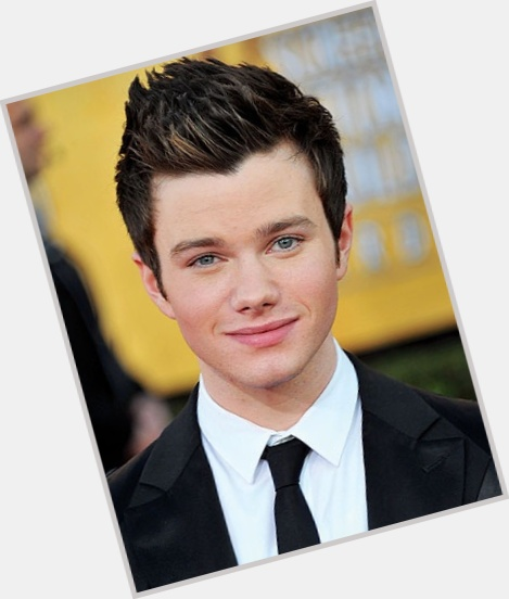 Chris Colfer birthday 2015