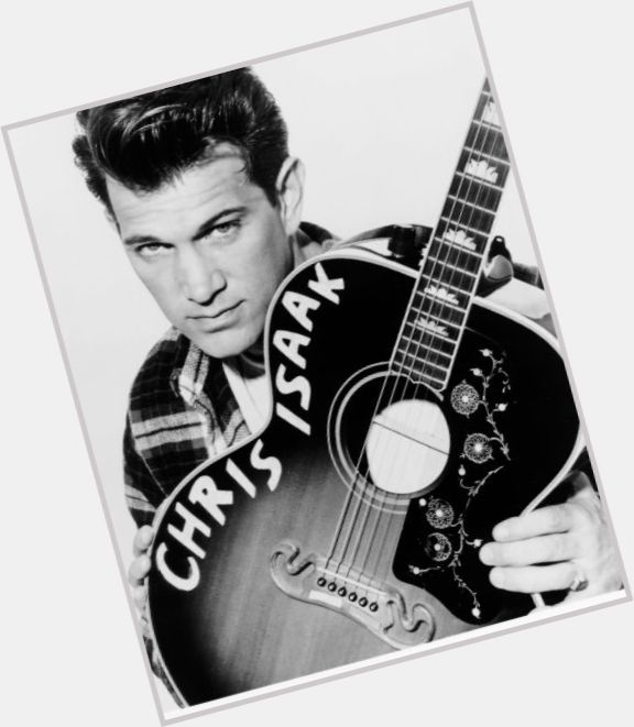 Chris Isaak birthday 2015