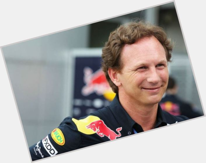 Christian Horner birthday 2015