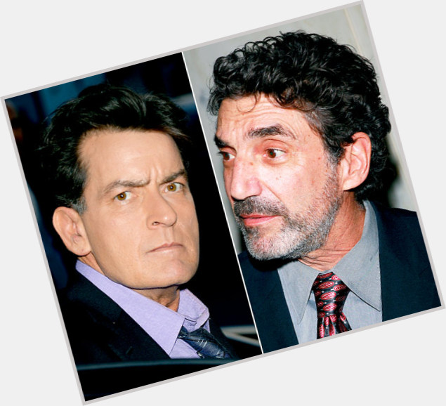 chuck lorre girlfriend 2