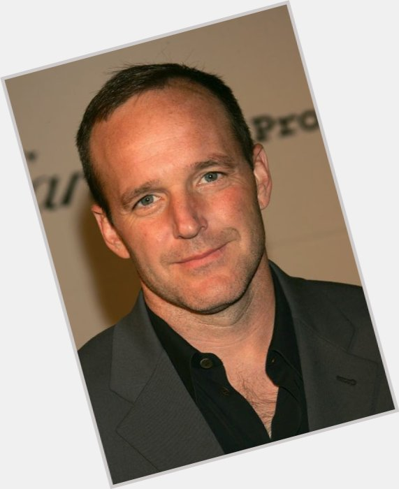 Clark Gregg birthday 2015