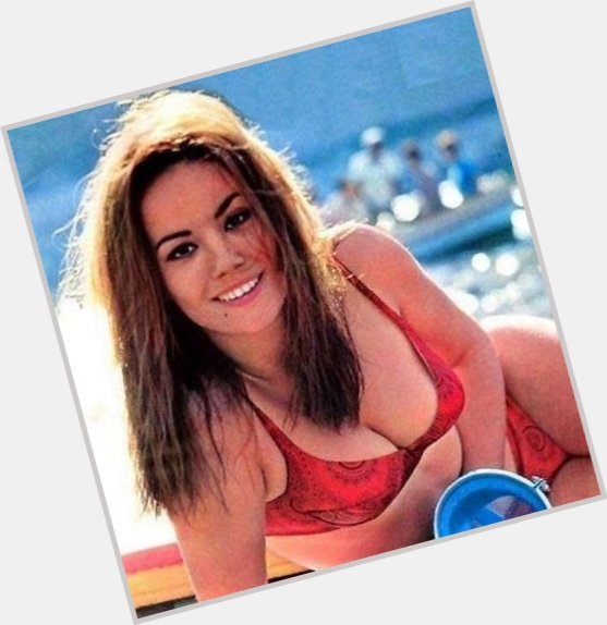 Claudine Auger birthday 2015