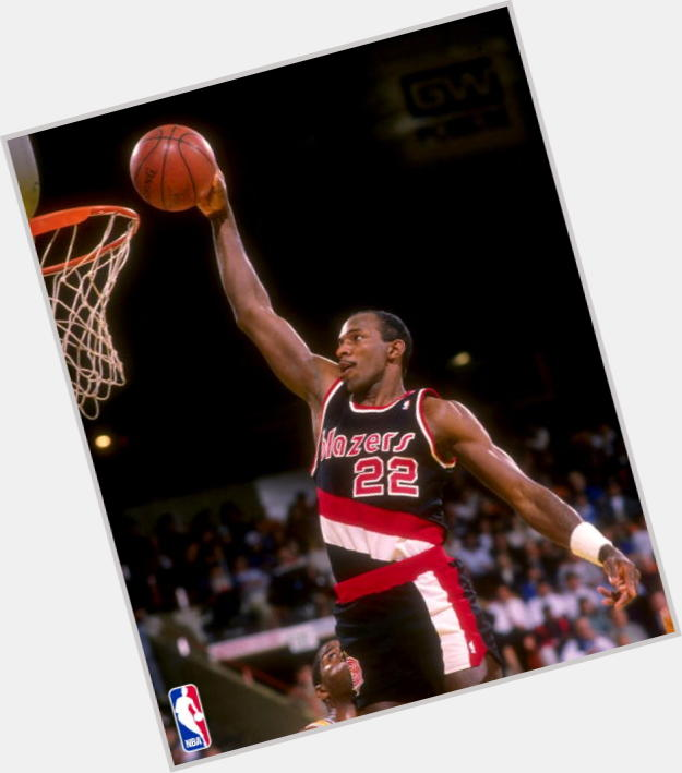 Clyde Drexler birthday 2015