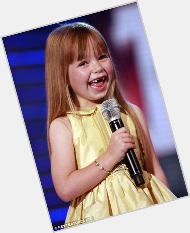 Connie Talbot birthday 2015