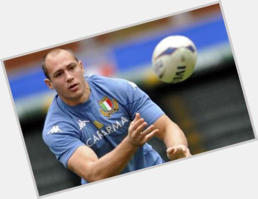Sergio Parisse birthday 2015