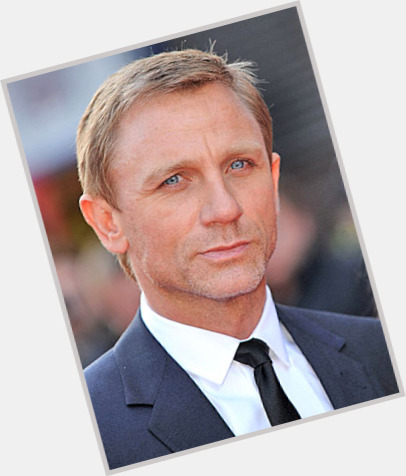 Daniel Craig birthday 2015