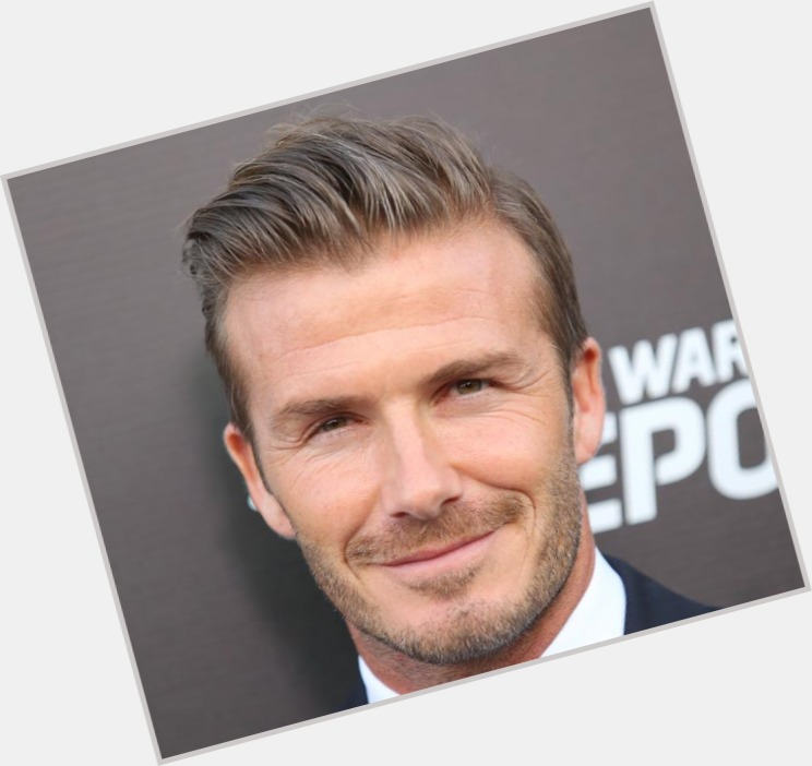 David Beckham birthday 2015