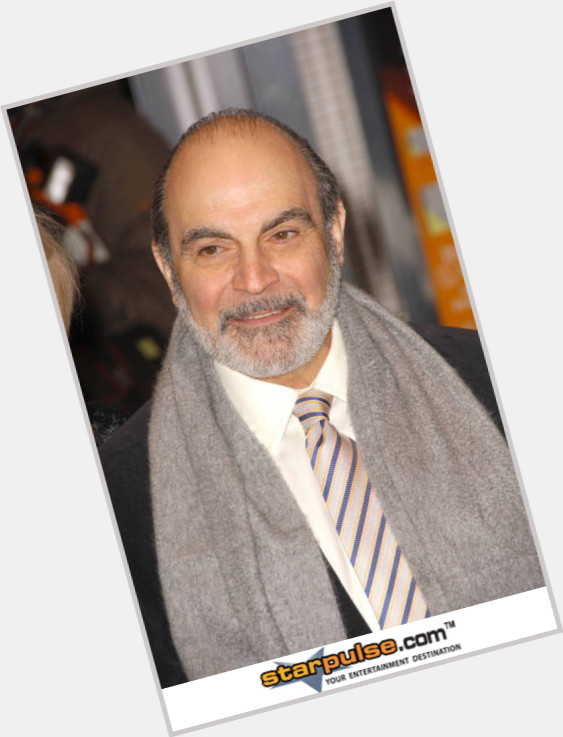 David Suchet birthday 2015