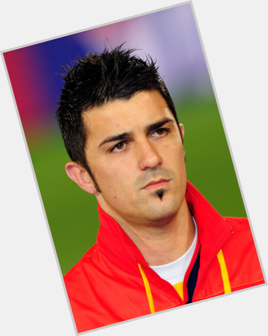 David Villa birthday 2015