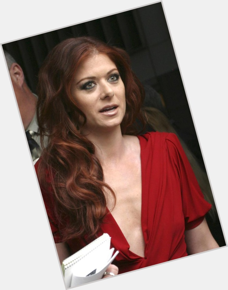 Debra Messing birthday 2015