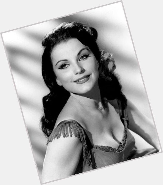 Debra Paget birthday 2015