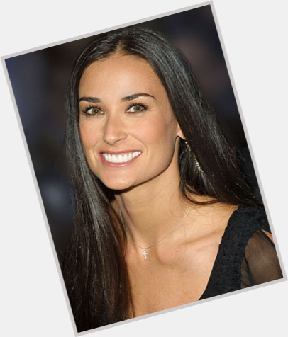 Demi Moore birthday 2015