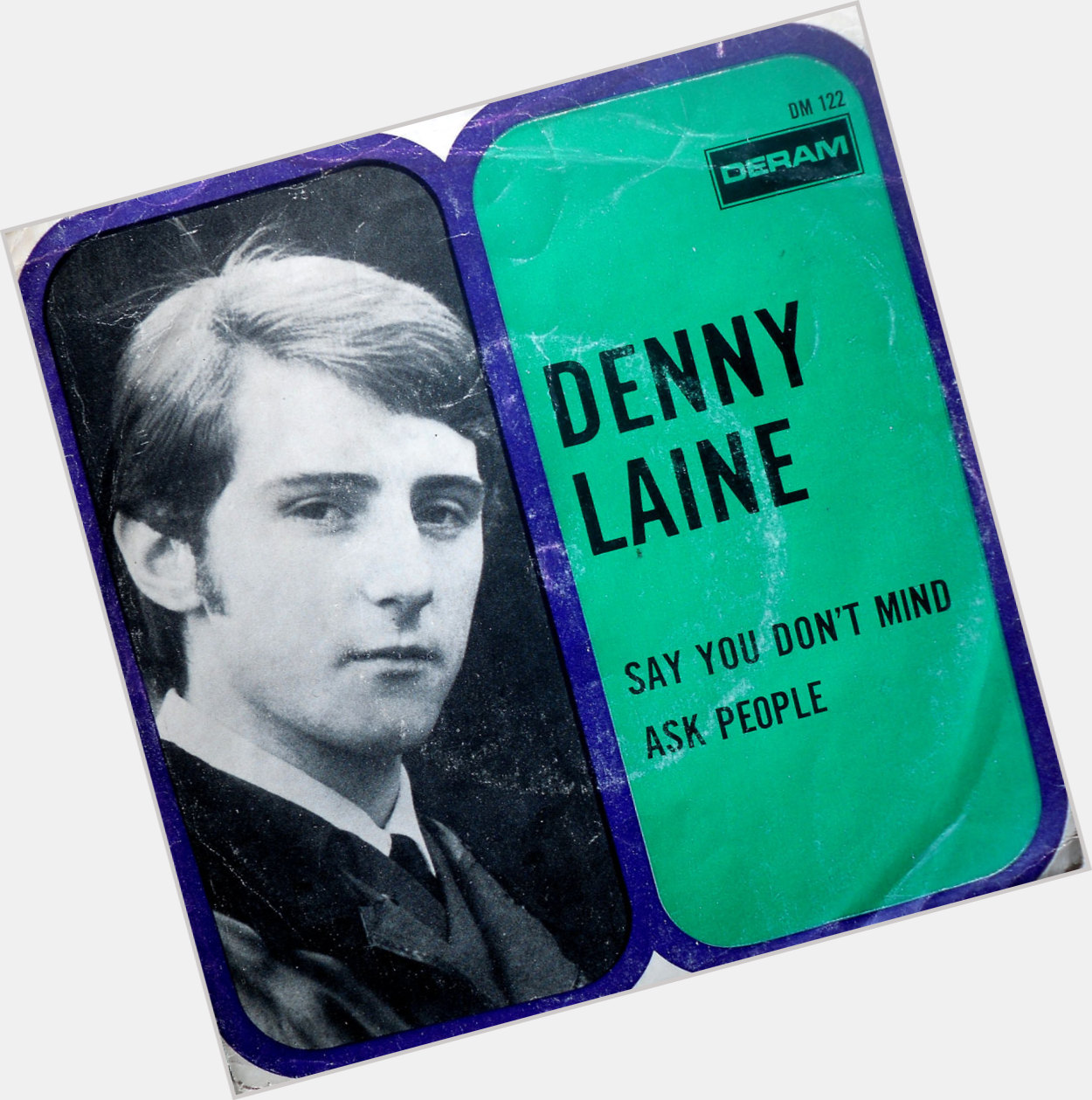 Denny Laine birthday 2015