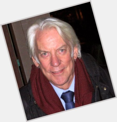Donald Sutherland birthday 2015