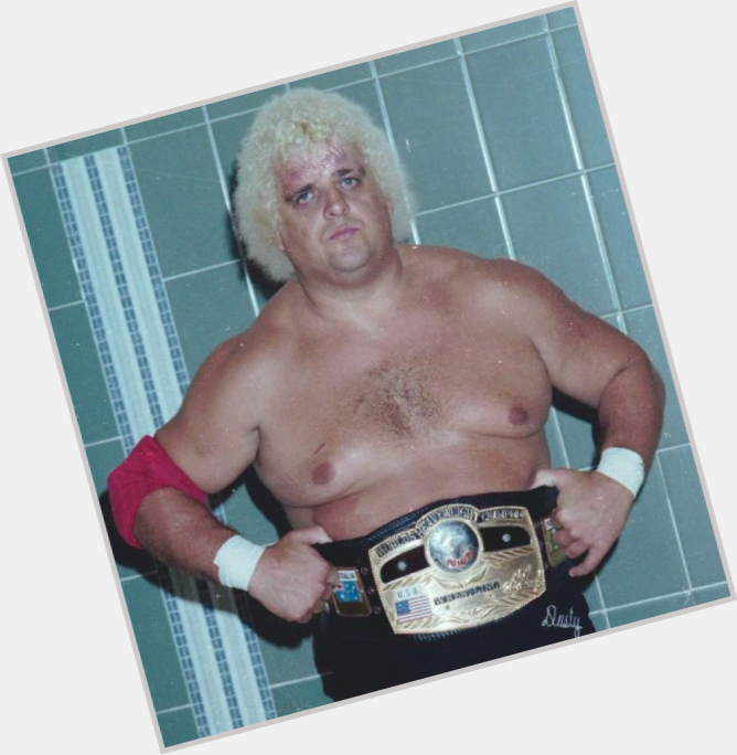 dusty rhodes forehead 4