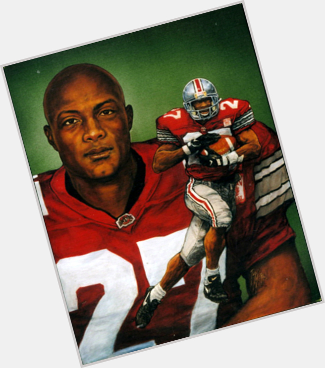 Eddie George birthday 2015