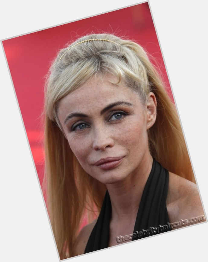 Emmanuelle Beart birthday 2015