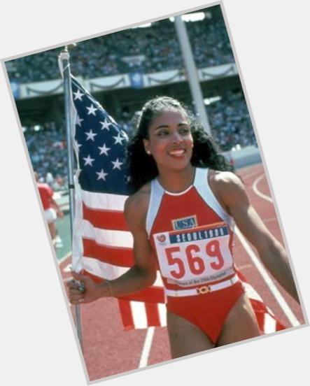 Florence Griffith Joyner birthday 2015