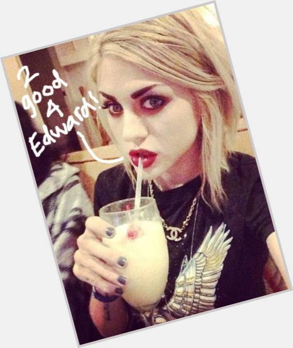 Frances Bean Cobain birthday 2015