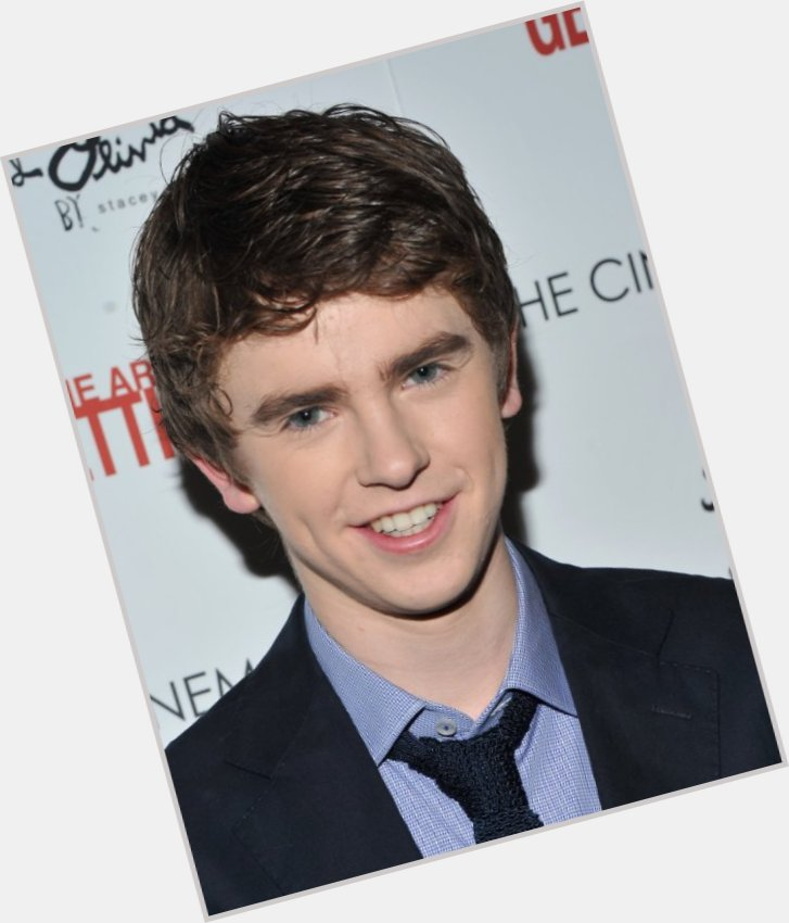 Freddie Highmore birthday 2015