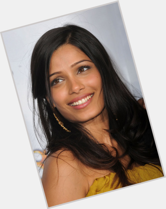 Freida Pinto birthday 2015