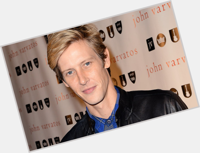 Gabriel Mann birthday 2015
