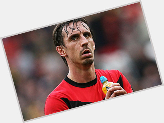 Gary Neville birthday 2015