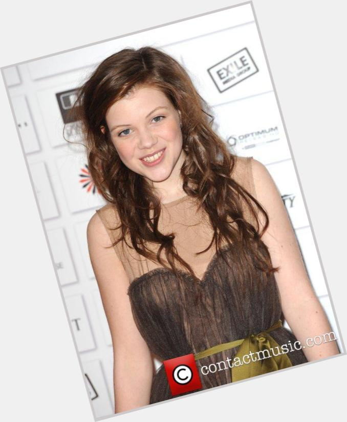 Georgie Henley birthday 2015