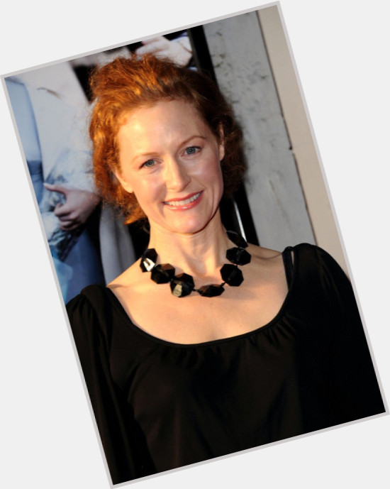 Geraldine Somerville birthday 2015
