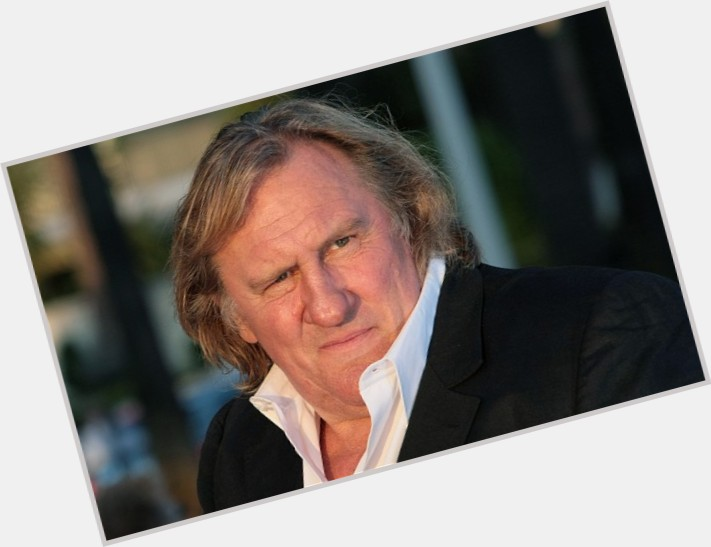 Gerard Depardieu birthday 2015