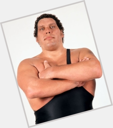 Andre The Giant birthday 2015