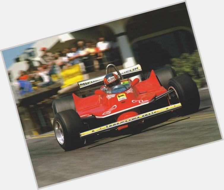 Gilles Villeneuve birthday 2015