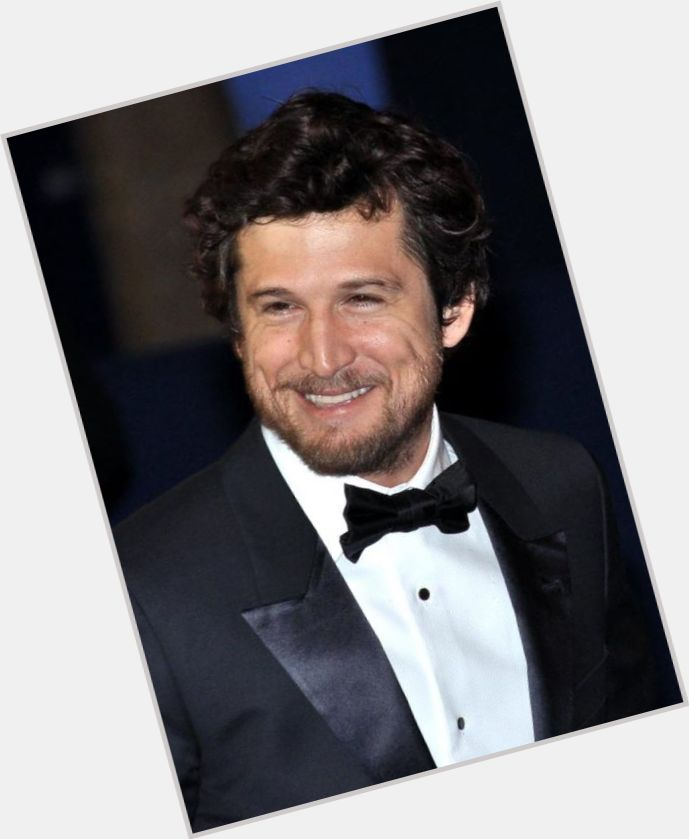 Guillaume Canet birthday 2015