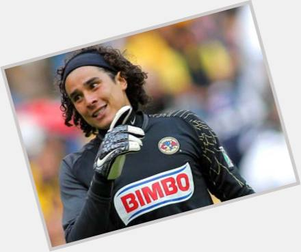 Guillermo Ochoa birthday 2015