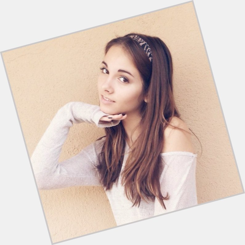 Haley Pullos birthday 2015
